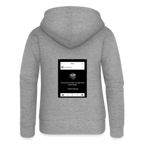 81F94047 B66E 4D6C 81E0 34B662128780 - Women's Premium Hooded Jacket