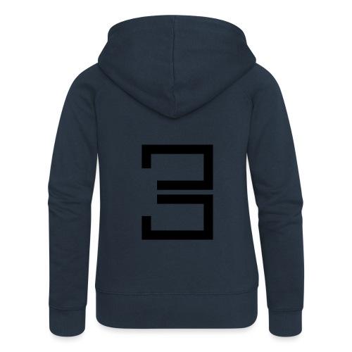 3 - Women's Premium Hooded Jacket