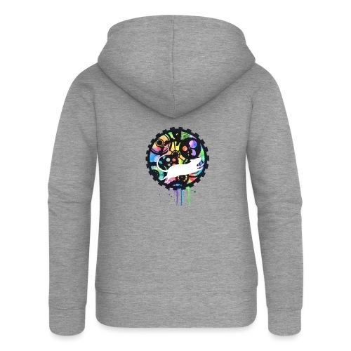 clockmaker - Women's Premium Hooded Jacket
