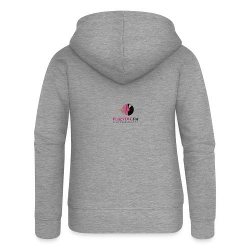 Red Sound - Frauen Premium Kapuzenjacke