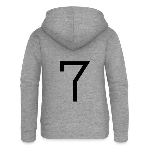 7 - Women's Premium Hooded Jacket