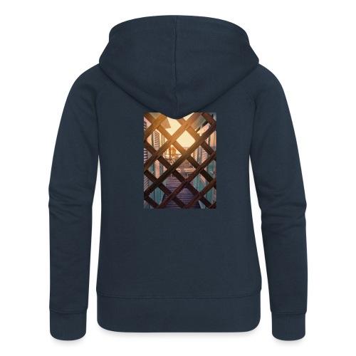 Beach - Women's Premium Hooded Jacket