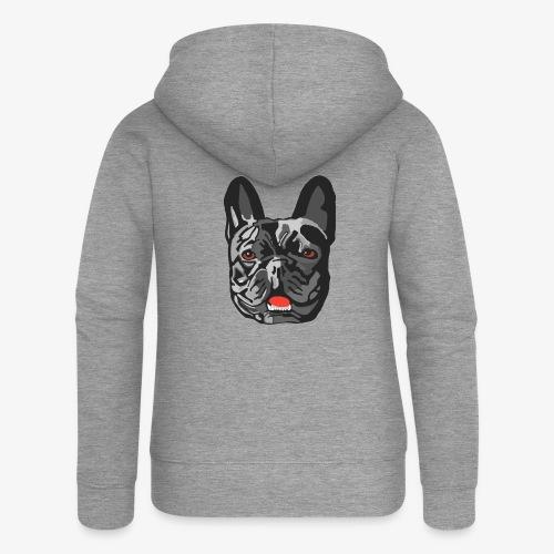 Bulldog - Veste à capuche Premium Femme