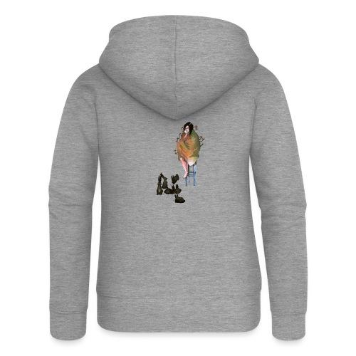 home alone - Women's Premium Hooded Jacket