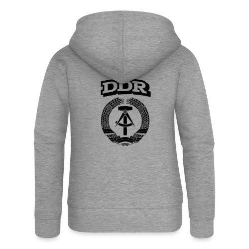 DDR T-paita - Naisten Girlie svetaritakki premium