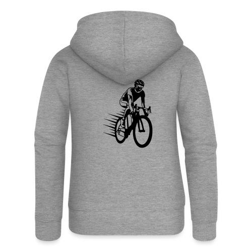 wielrennen - Vrouwenjack met capuchon Premium