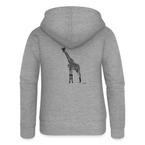 Black Girafe By Joaquín - Veste à capuche Premium Femme