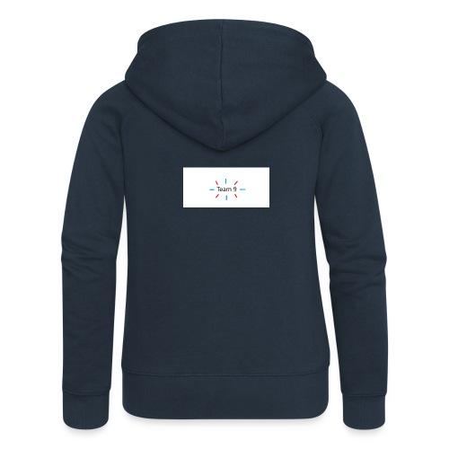 Team 9 - Women's Premium Hooded Jacket