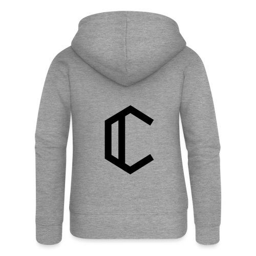 C - Women's Premium Hooded Jacket