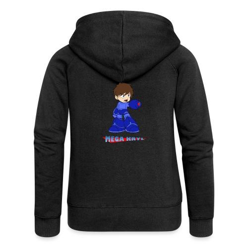MegaKryl! - Women's Premium Hooded Jacket