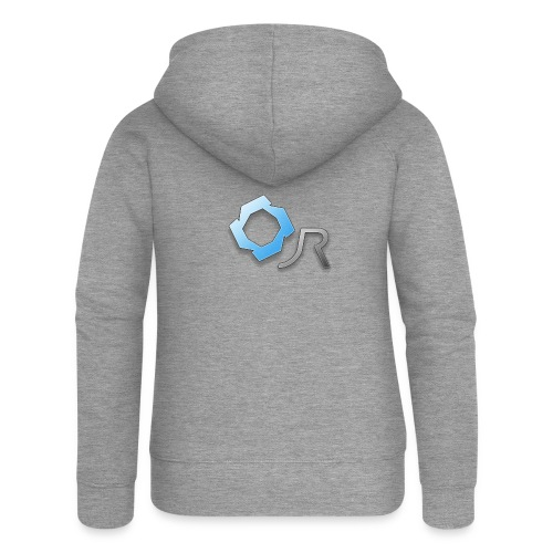 Original JR Logo - Women's Premium Hooded Jacket