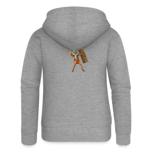 Legionista | Legionary - Rozpinana bluza damska z kapturem Premium