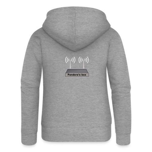 Pandora's box - Frauen Premium Kapuzenjacke