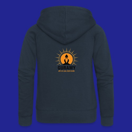 final nero con scritta - Women's Premium Hooded Jacket