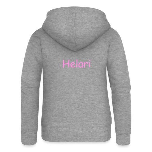 Helari Merch - Naisten Girlie svetaritakki premium