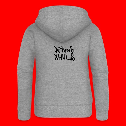 AYungXhulooo - Original - SloppyTripleO - Women's Premium Hooded Jacket