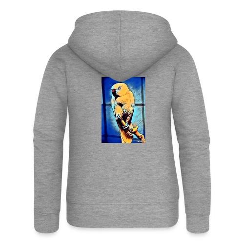 Bird in color - Naisten Girlie svetaritakki premium