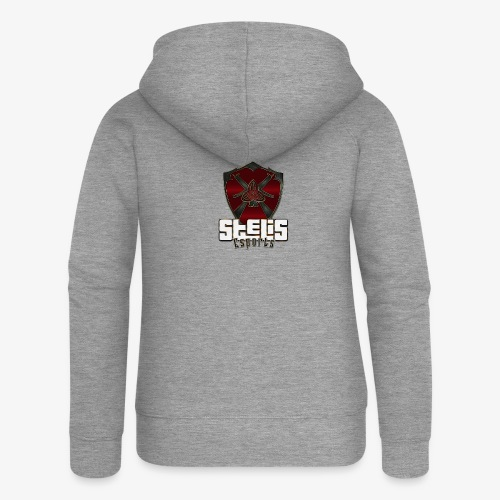 Stelis Esport logo - Women's Premium Hooded Jacket