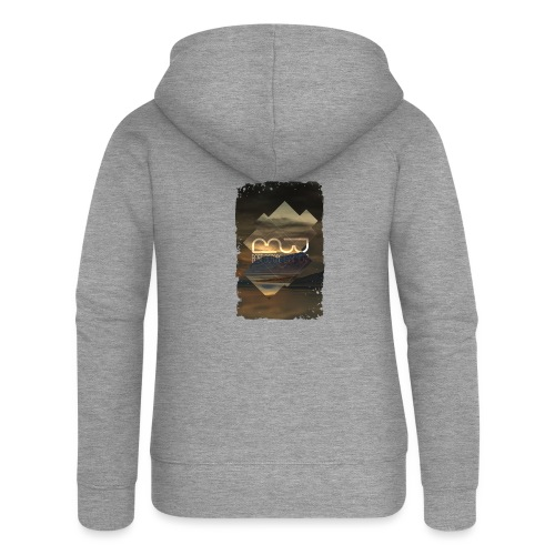 Women's shirt Album Art - Women's Premium Hooded Jacket