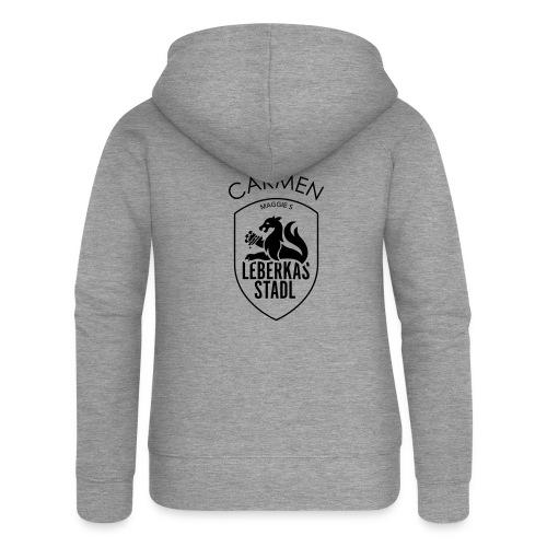 carmen logo - Frauen Premium Kapuzenjacke