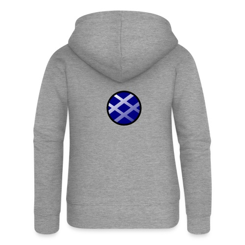 Logo církel - Women's Premium Hooded Jacket