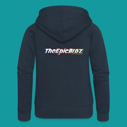 TheEpicBroz - Vrouwenjack met capuchon Premium