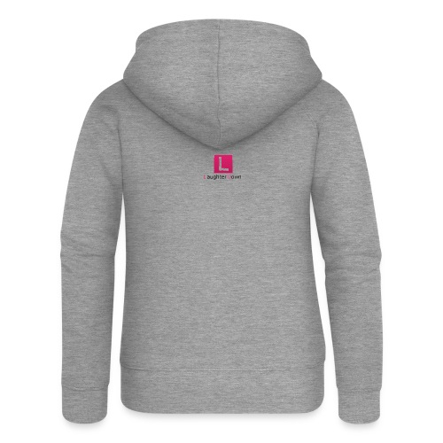 laughterdown official - Women's Premium Hooded Jacket