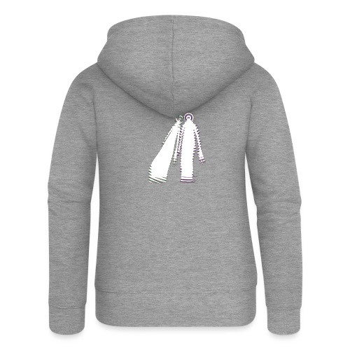 fatal charm - hi logo - Women's Premium Hooded Jacket