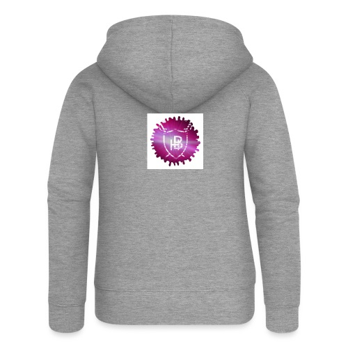 Hustler Brand - Veste à capuche Premium Femme