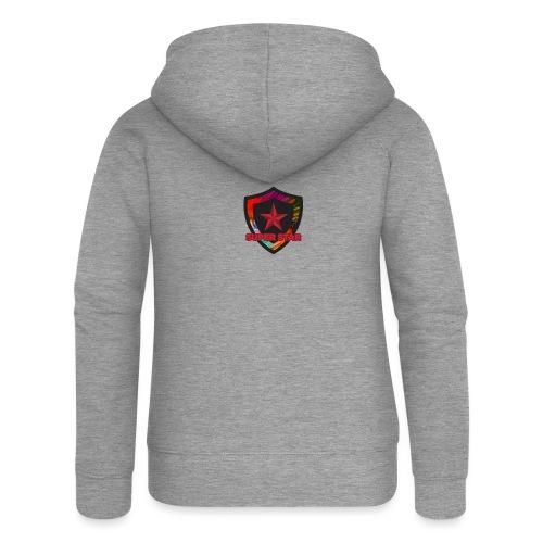 Super Star Design: Feel Special! - Women's Premium Hooded Jacket