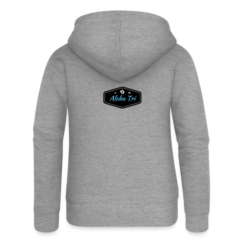 Aloha Tri Ltd. - Women's Premium Hooded Jacket