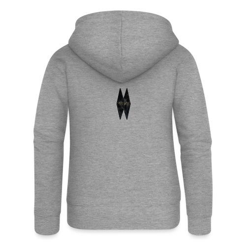 MELWILL black - Women's Premium Hooded Jacket