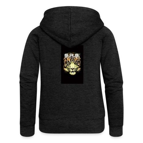 sas tiger wide jpg - Vrouwenjack met capuchon Premium