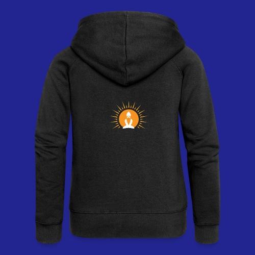Guramylyfe logo no text - Women's Premium Hooded Jacket