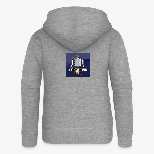 MFC Champions 2017/18 - Women's Premium Hooded Jacket