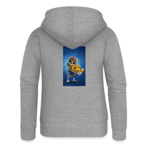 TheClashGamer t-shirt - Frauen Premium Kapuzenjacke