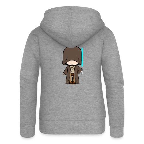 Jedi_Generique - Veste à capuche Premium Femme