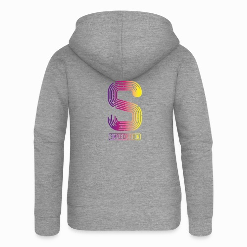 Simple creation - Women's Premium Hooded Jacket