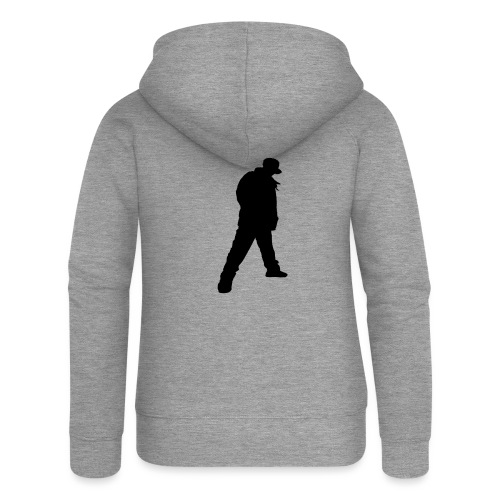 Soops B-Boy Beanie - Women's Premium Hooded Jacket