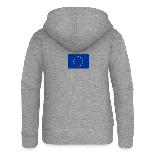 EU - Women's Premium Hooded Jacket