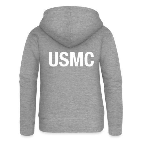 USMC - Women's Premium Hooded Jacket