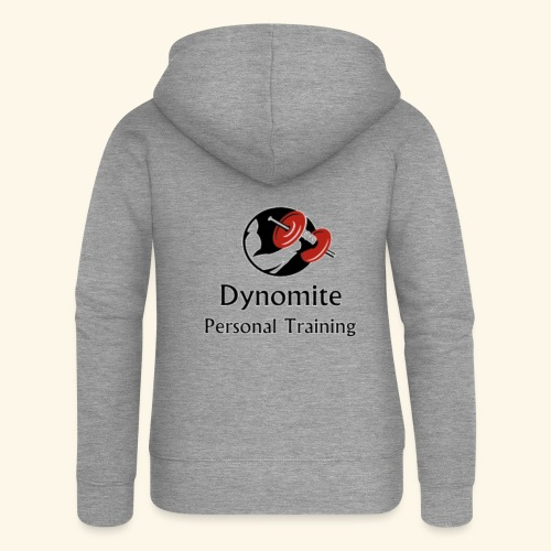 Dynomite Personal Training - Women's Premium Hooded Jacket