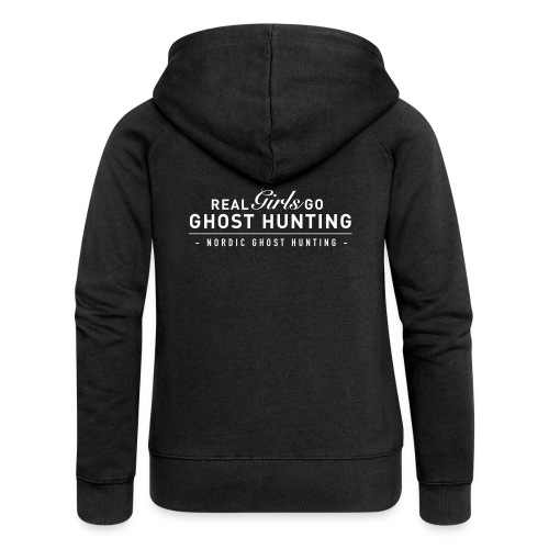 Real girls go ghost hunting - Premium luvjacka dam