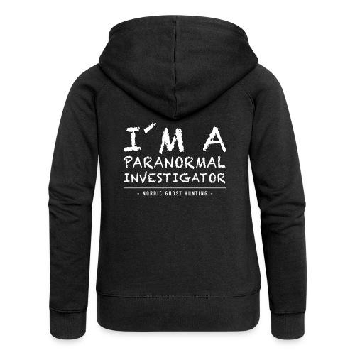 I´m a paranormal investigator - Premium luvjacka dam