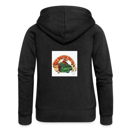 DiceMiniaturePaintGuy - Women's Premium Hooded Jacket