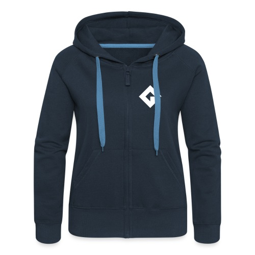 GMS2Logo - Women's Premium Hooded Jacket