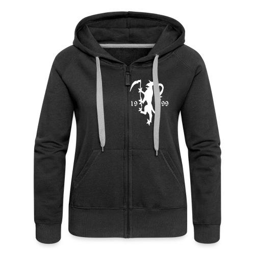 ZIP HOODIE - Women's Premium Hooded Jacket