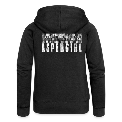 Asper GIRL - Women's Premium Hooded Jacket