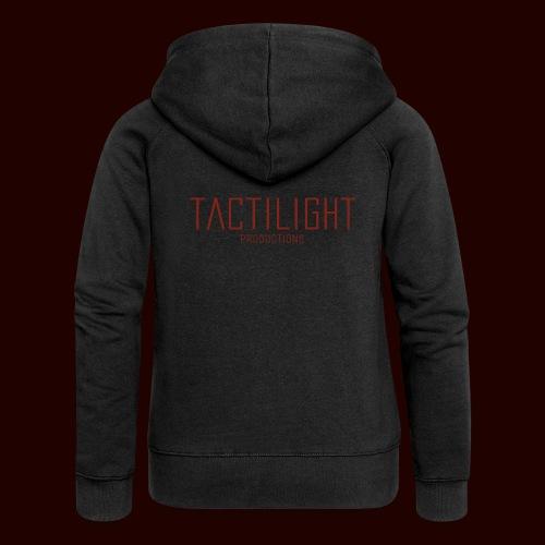 TACTILIGHT - Women's Premium Hooded Jacket