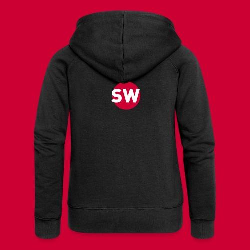 SchipholWatch - Vrouwenjack met capuchon Premium